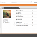 google-music-interface